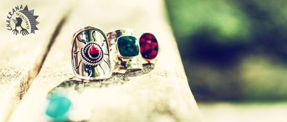 Chakrana Rings